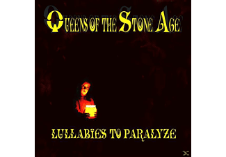 Queen of the Stone Age - Lullabies to paralyze CD