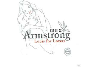 Louis Armstrong - Louis For Lovers - (CD)