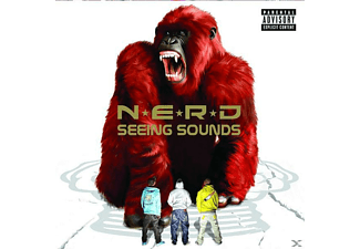 N.E.R.D - Seeing Sounds - (CD)
