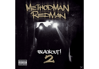 Method Man & Redman - Blackout 2 - (CD)