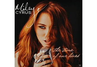 Miley Cyrus The Time Of Our Lives Pop CD