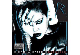 Rihanna - RATED R - REMIXED - (CD)