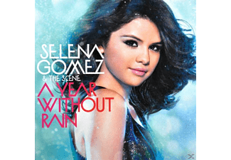 Gomez, Selena + Scene, The A Year Without Rain Pop CD