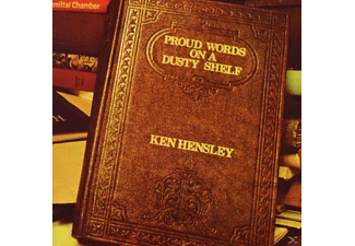 Ken Hensley - Proud Words On A Dusty Shelf - (CD)