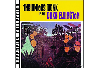Thelonious Monk - Plays Duke Ellington (Keepnews Collection) - (CD)