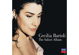 Cecilia Bartoli - The Salieri Album - (CD)