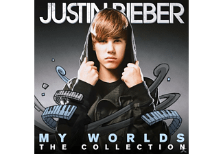 Justin Bieber My Worlds - The Collection Pop CD