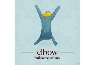 Elbow - Elbow - Build A Rocket Boys! - (CD)