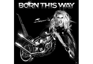 Lady Gaga - Born This Way [CD]