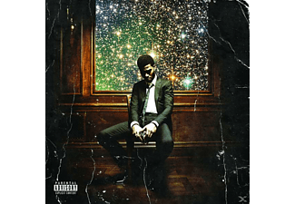 Kid Cudi - Man On The Moon 2: The Legend of Mr. Rager CD