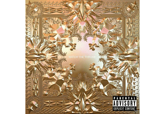 Kanye West / Jay-Z WATCH THE THRONE HipHop CD