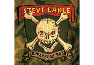 Steve Earle - Copperhead Road - (CD)