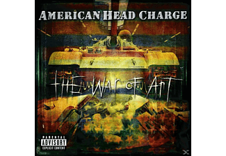 American Head Charge - The War Of Art - (CD)