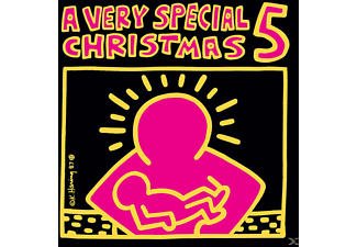 VARIOUS - A Very Special Christmas Vol.5 - (CD)
