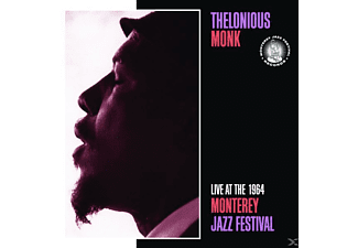Thelonious Monk - Live At The 1964 Monterey Jazz Festival - (CD)