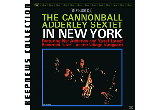Julian Cannonball Adderley, Cannonball Adderley - Sextet In New York (Keepnews Collection) - (CD)