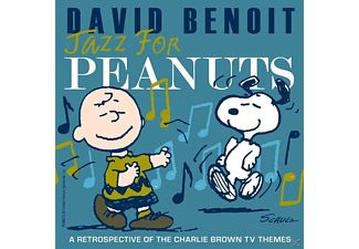 David Benoit - Jazz For Peanuts-The Charlie Brown Tv Themes - (CD)