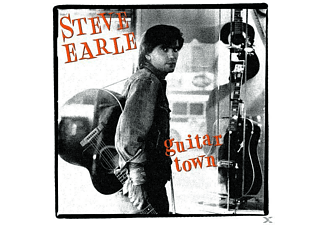 Steve Earle - Guitar Town CD