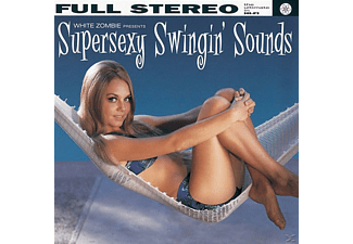 White Zombie - SUPERSEXY SWINGIN' SOUNDS - (CD)