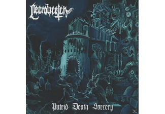 Necrowretch - Putrid Death Sorcery [CD]
