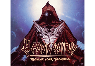 Hawkwind - Choose Your Masques - (CD)
