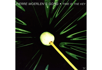 Pierre's Gong Moerlen - Time Is The Key (Remastered Edition) - (CD)