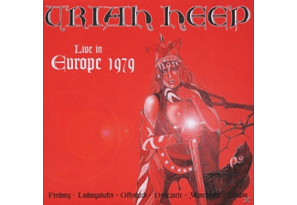 Uriah Heep - Live In Europe 1979 (CD)