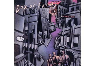 Box Of Frogs - Strange Land (Expanded+Remastered) [CD]