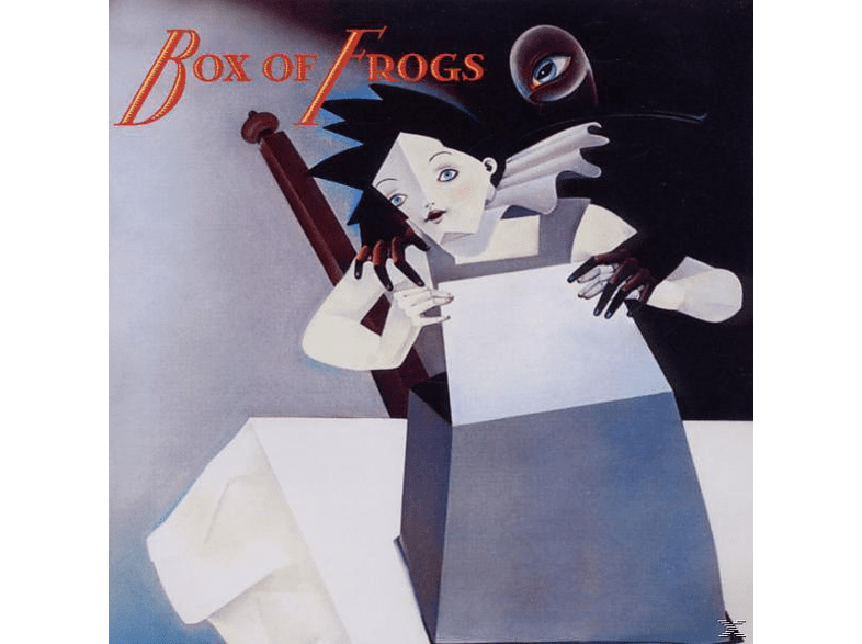 Box Of Frogs - Box Of Frogs (Expanded+Remastered) [CD]