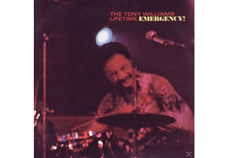 The Tony Williams Lifetime - Emergency (Remastered) - (CD)