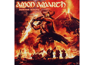 Amon Amarth SURTUR RISING Heavy Metal CD