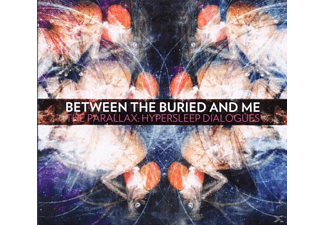Between The Buried And Me - THE PARALLEX - HYPERSLEEP DIALOGUES - (CD)