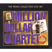 The Million Dollar Quartet - The Essential Recordings [CD]