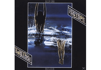 Isotope - Deep End (Expanded+Remastered) - (CD)