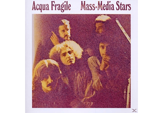 Acqua Fragile - Mass-Media Stars (Remastered) - (CD)