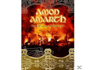 Amon Amarth - WRATH OF THE NORSEMEN (LIVE+BONUS) - (DVD)