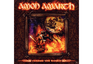 Amon Amarth - VS THE WORLD (REMASTERED) - (CD)