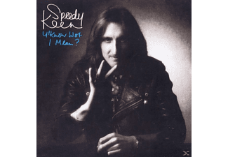 John Speedy Keen - Y' Know Wot I Mean? (Expanded+Remastered) - (CD)