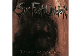 Six Feet Under - True Carnage - (CD)