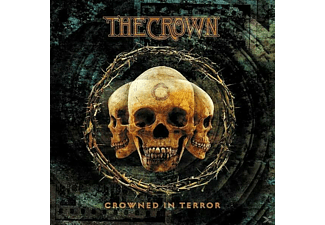 The Crown - Crowned In Terror - (CD)