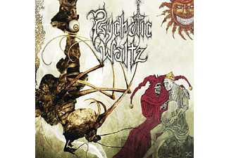 Psychotic Waltz - A Social Grace+Mosquito (Re-Issue) - (CD + DVD)