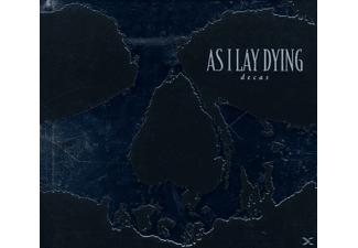 As I Lay Dying - Decas - (CD)