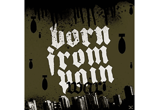 Born From Pain - War - (CD)