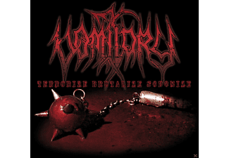 Vomitory - TERRORIZE BRUTALIZE SODOMIZE (1ST ED) - (CD + DVD Video)