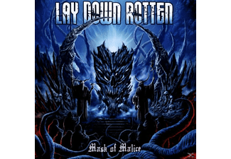 Lay Down Rotten - Mask Of Malice [CD]