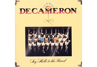 Decameron - Say Hello to the Band - (CD)