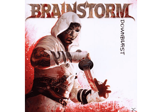 Brainstorm - Downburst - (CD)