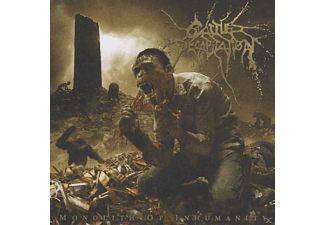 Cattle Decapitation - Monolith Of Inhumanity - (CD)
