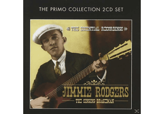 Jimmie Rodgers - The Singing Brakeman - (CD)