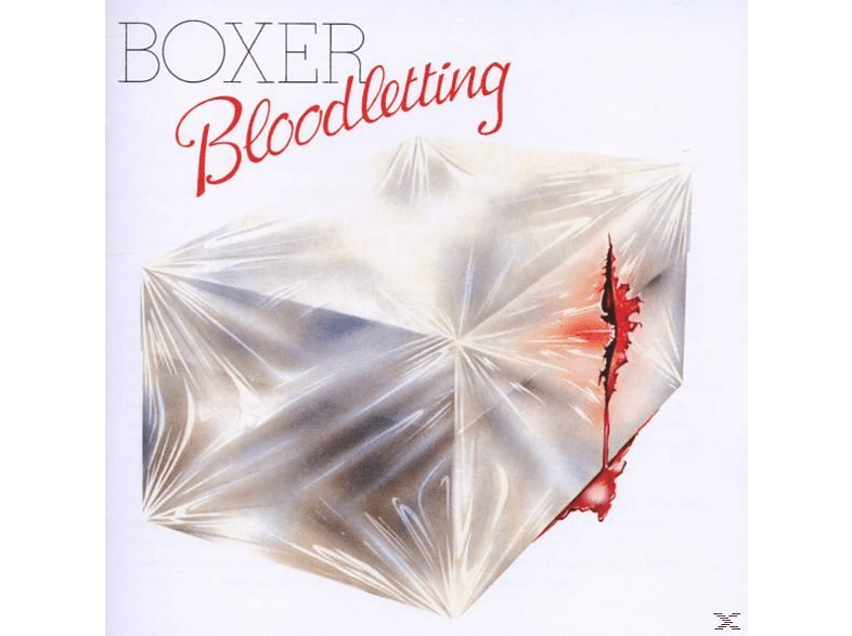 Boxer - Bloodletting [CD]